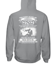march awesome mom Hooded Sweatshirt thumbnail