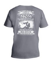 march awesome mom V-Neck T-Shirt thumbnail