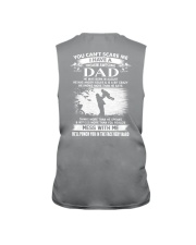 august awesome dad Sleeveless Tee thumbnail