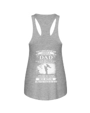 august awesome dad Ladies Flowy Tank thumbnail