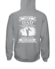 august awesome dad Hooded Sweatshirt thumbnail