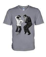 sadam V-Neck T-Shirt thumbnail