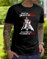 7 un hijo de dios Classic T-Shirt lifestyle-mens-crewneck-front-7