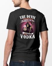 i whisper back bring vod Classic T-Shirt lifestyle-mens-crewneck-back-5