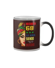Hecho En 68 Color Changing Mug thumbnail