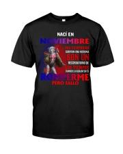 naci en 11 Classic T-Shirt thumbnail