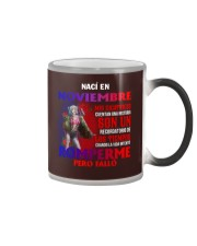 naci en 11 Color Changing Mug thumbnail
