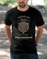 hecho en 80 Classic T-Shirt apparel-classic-tshirt-lifes