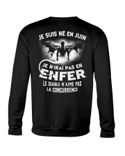 juin enfer Crewneck Sweatshirt tile