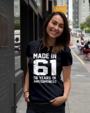 made in 61 Ladies T-Shirt lifestyle-women-crewneck-front-5