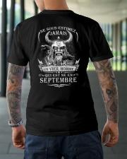 un vieil homme septembre Classic T-Shirt lifestyle-mens-crewneck-back-3