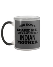 I was raise by a Indian mother Color Changing Mug color-changing-left