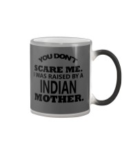 I was raise by a Indian mother Color Changing Mug color-changing-right