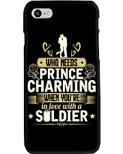 Who Needs Prince Charming Phone Case thumbnail