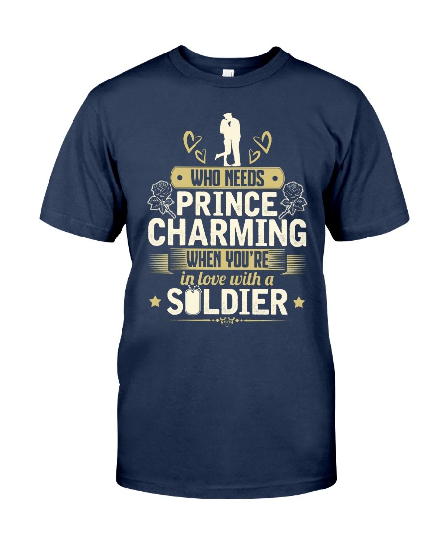 Who Needs Prince Charming Classic T-Shirt