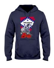 Arkansas Veteran Day Hooded Sweatshirt thumbnail