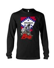 Arkansas Veteran Day Long Sleeve Tee thumbnail