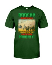 Boocoo Dinky Dau-Been There Done That Classic T-Shirt front