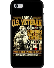If America Needed Me Phone Case thumbnail