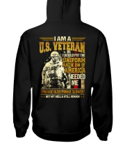 If America Needed Me Hooded Sweatshirt thumbnail