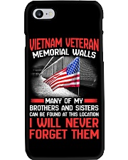 Memorial Wall Phone Case thumbnail