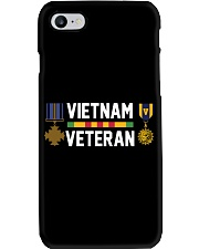 Vietnam veteran DFC medal new Phone Case tile