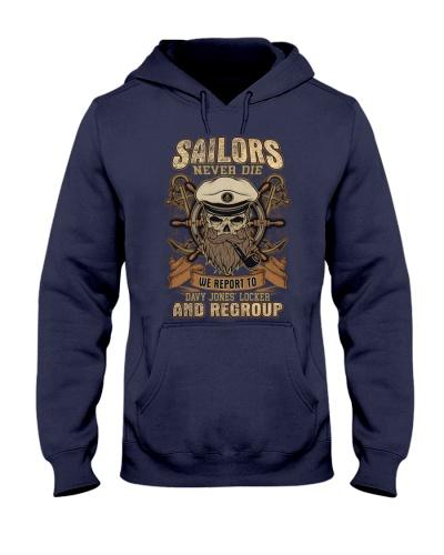 Sailors Never Die