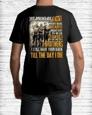 Have Your Back Classic T-Shirt lifestyle-mens-crewneck-back-1