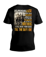 Have Your Back V-Neck T-Shirt thumbnail