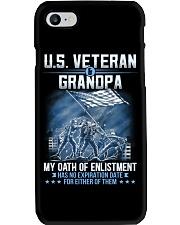 Oath Of Enlistment Phone Case thumbnail