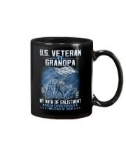 Oath Of Enlistment Mug thumbnail