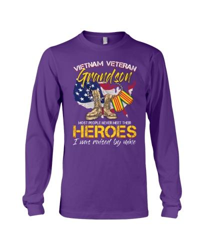 Hero Vietnam Veteran's Grandson