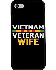 Vietnam Veteran Wife Phone Case tile