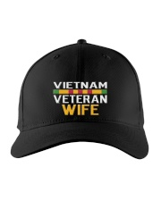 Vietnam Veteran Wife Embroidered Hat thumbnail