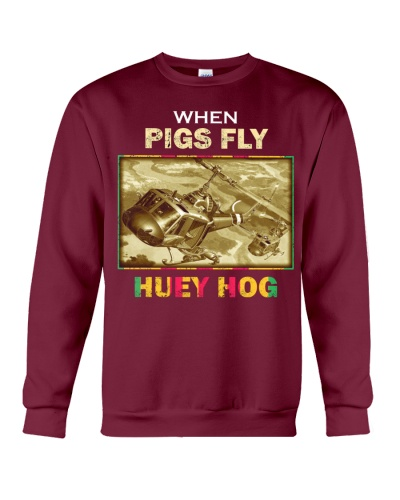 When Pigs Fly Huey Hog