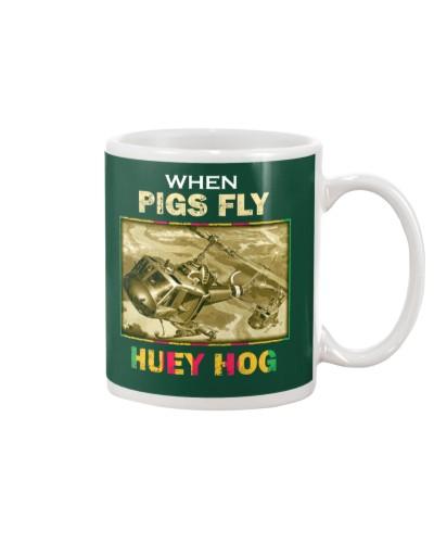 When Pigs Fly Huey Hog