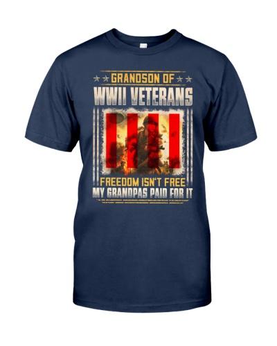 WWII Veterans Grandson