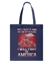 Fight For America Tote Bag thumbnail