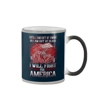 Fight For America Color Changing Mug thumbnail