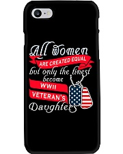Finest WWII Veteran's Daughters Phone Case thumbnail