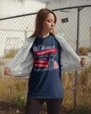 Finest WWII Veteran's Daughters Classic T-Shirt apparel-classic-tshirt-lifestyle-07