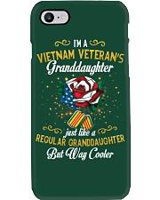 Vietnam Veteran Granddaughter-Cooler Phone Case thumbnail