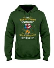 Vietnam Veteran Granddaughter-Cooler Hooded Sweatshirt thumbnail