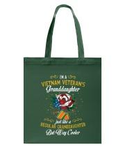 Vietnam Veteran Granddaughter-Cooler Tote Bag thumbnail