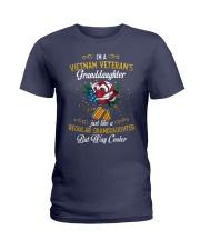 Vietnam Veteran Granddaughter-Cooler Ladies T-Shirt thumbnail