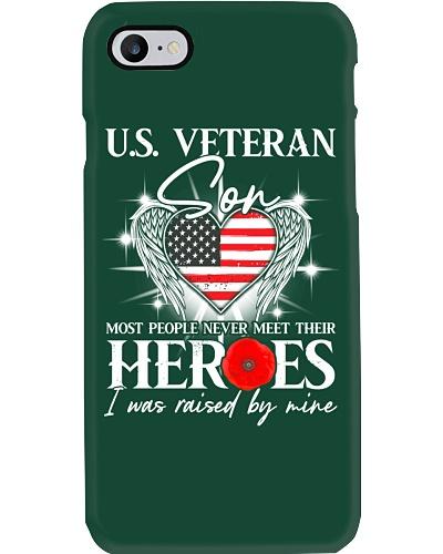 I Was Raised-US Veteran Son