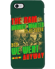 No Body Wanted To Be There Phone Case thumbnail