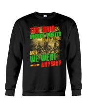 No Body Wanted To Be There Crewneck Sweatshirt thumbnail