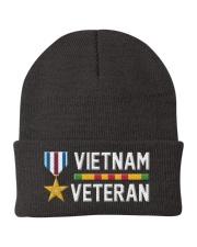 Vietnam Veteran-Sliver Star Medal Knit Beanie thumbnail