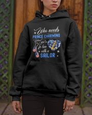 In Love With A Sailor Hooded Sweatshirt apparel-hooded-sweatshirt-lifestyle-front-03